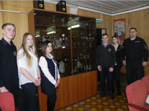 В г.о. Серебряные Пруды совместно с членом Общественного совета провели общероссийскую акцию «Студенческий десант»