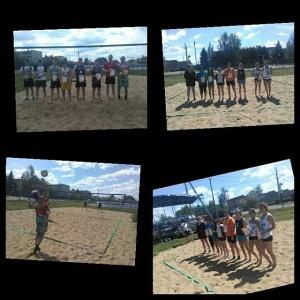 Турнир по пляжному волейболу