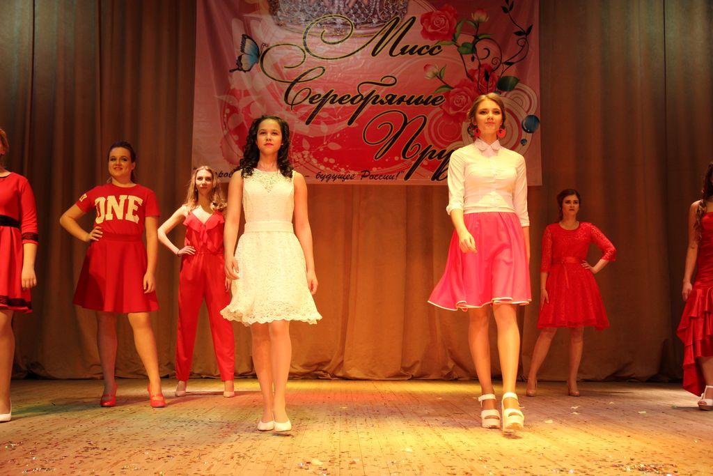Конкурс красоты «Мисс Серебряно-Прудская Юность-2017»