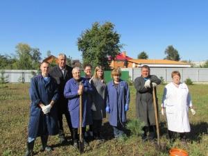 Сельскохозяйственные организации городского округа Серебряные Пруды не могли остаться в стороне и тоже принимают участие в экологической акции
