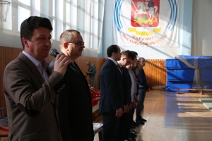 Традиционный турнир по дзюдо памяти дважды Героя Советского Союза, маршала В.И. Чуйкова